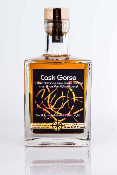 cask gorse white port style gorse wine