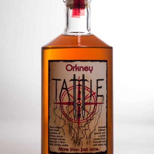 tattie wine orkney grown potato wine