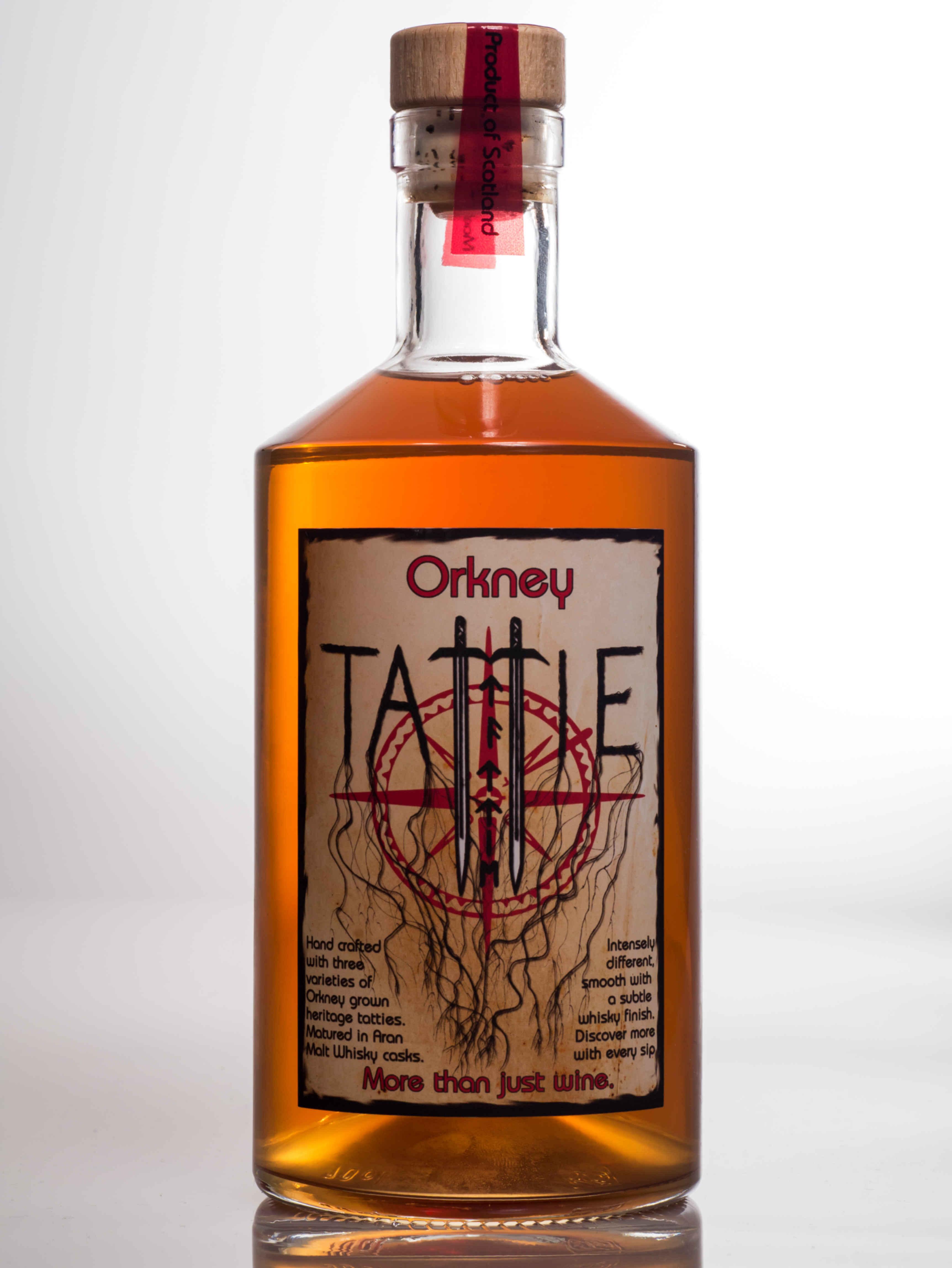 tattie wine orkney grown potato wine