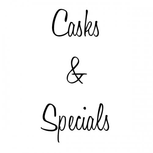 Casks & Specials