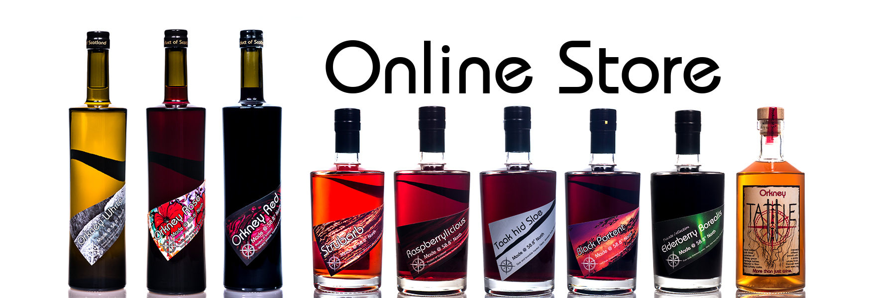 Orkney wine online store fruit wine and liqueur