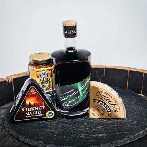 Port & Cheese Gift Set