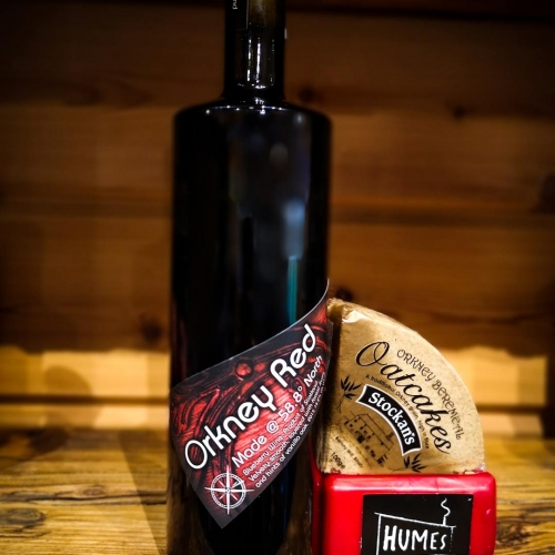 cheese and wine gift set