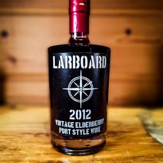 larboard vintage elderberry port wine